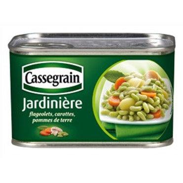 Jardinière de légumes / Mix of Vegetables 375g - CASSEGRAIN