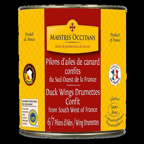 Duck Wings Drumettes confit 760g