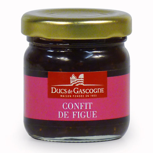 Mini Fig Chutney 40g - DUCS DE GASCOGNE