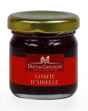 Cranberries Chutney Ducs de Gascogne 40g