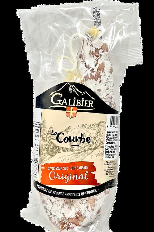 La Courbe - Dry Sausage Original / Saucisson Sec Original