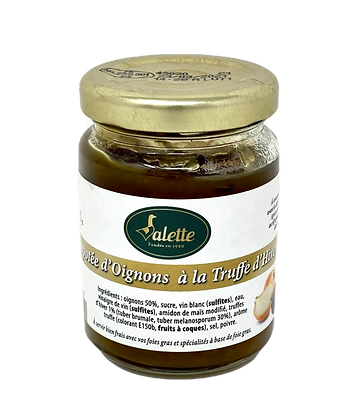 Onions confit with winter truffles Valette 90g