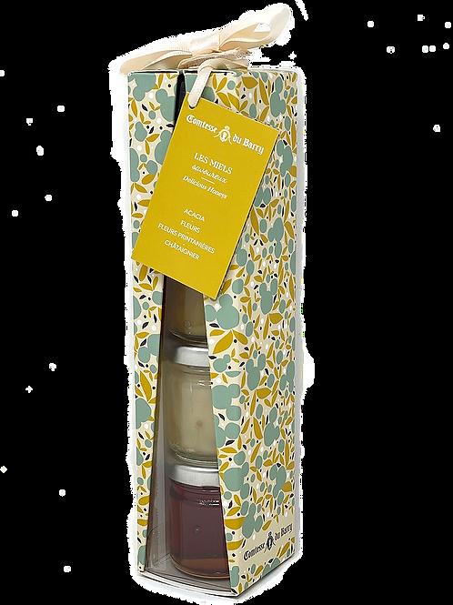 Delicious Honeys / Les Miels Savoureux 160g
