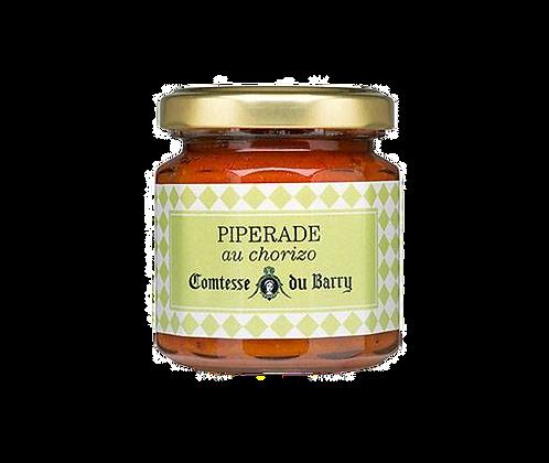 Piperade au Chorizo Comtesse du Barry 100g
