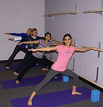 Raising the Bars Yoga   Innovative, One-of-a-Kind, Therapeutic Yoga Using Strategically Placed, Multiple Levels of Ballet Barres   Yoga Atlanta