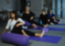 Yoga Atlanta with Instructor Bev Stegman at Foundation Therapy Center