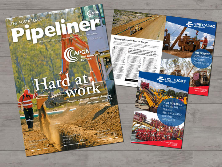 Pipeliner Magazine 2019