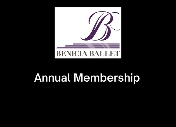 BBT Annual Membership