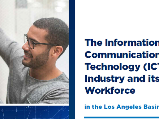 CCW Report: Information & Communications Technology Industry & its Workforce