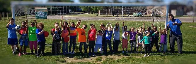 Outdoor Sports at TRUE Summer Camp