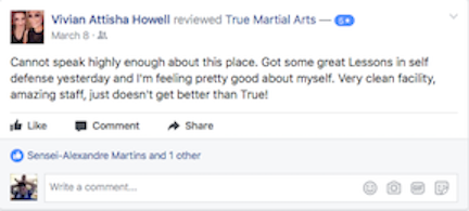 Howell Facebook Review