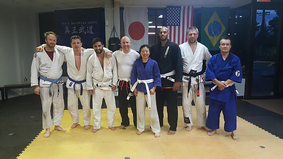 Brazilian Jiu Jitsu Adults