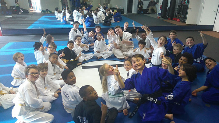 Summer Camp Martial Arts
