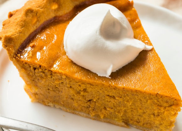 Pumpkin Pie (Whole Pie)