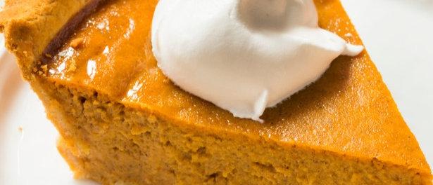 Pumpkin Pie (Whole Pie)