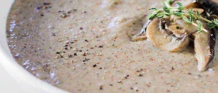 Mushroom Gravy (Quart)