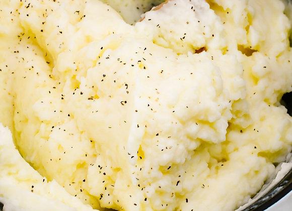 Classic Mashed Potatoes (per 2 servings)