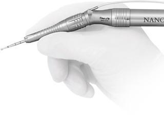 圖二:動力磨骨系統