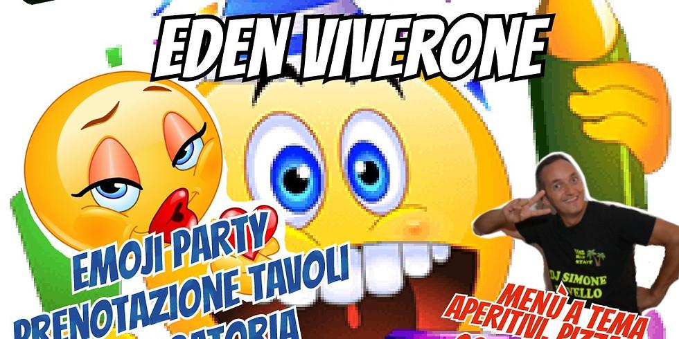 Mercoledì 4 Agosto 2021 EDEN VIVERONE EMOJI PARTY