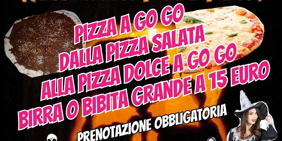 HALLOWEEN EDEN VIVERONE PIZZA A GO GO