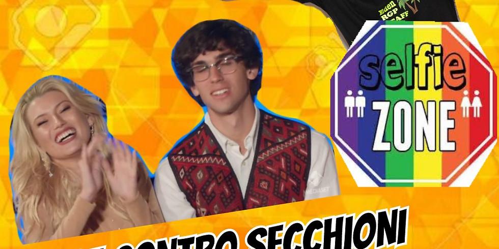 Sabato 12 Settembre 2020 Eden Viverone Pupe contro Secchioni