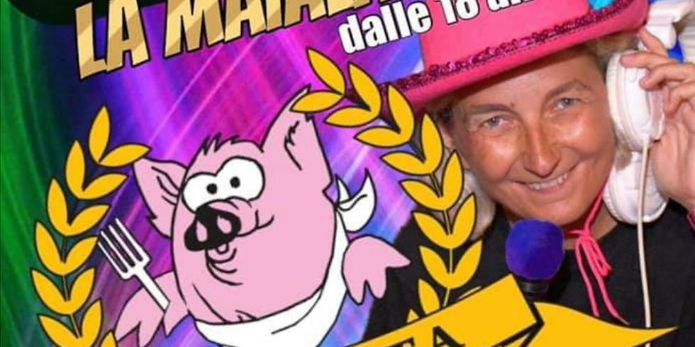 Venerdì 4 Giugno 2021 EDEN VIVERONE La Maialata