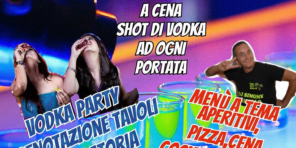 Sabato 5 GIUGNO 2021 EDEN VIVERONE Vodka Party