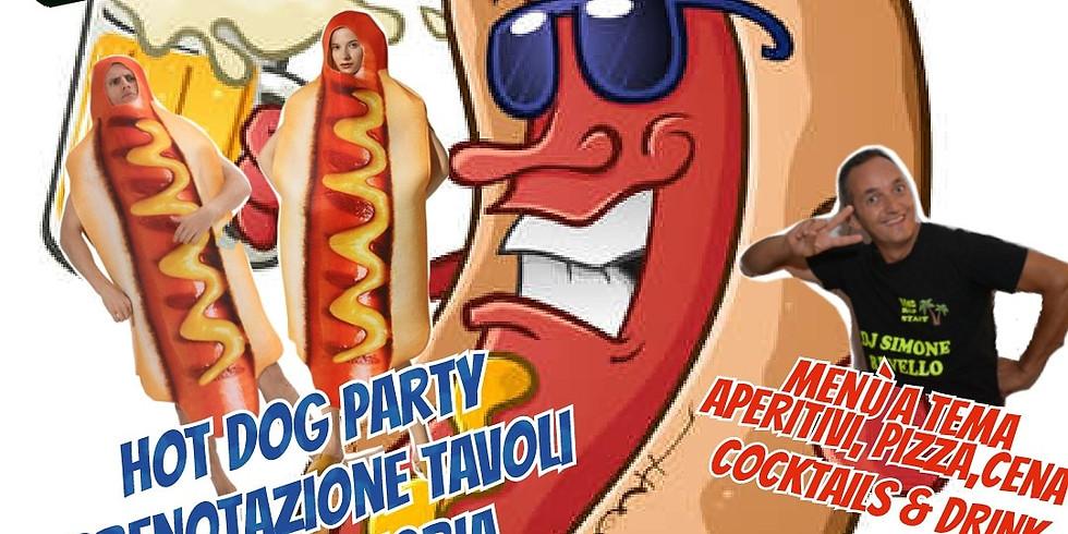 Sabato 19 GIUGNO 2021 EDEN VIVERONE Hot Dog Party