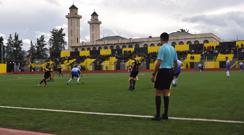 Stade Nachad Sidi Moussa