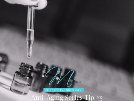 Anti-Aging Series Tip 5: Facial Oils For Beautiful Skin