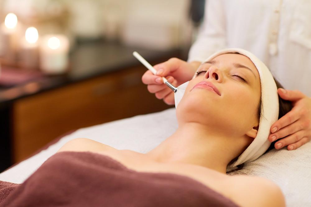 Vitamin C Antioxidant Facial Peel M Factor Corrective Skincare