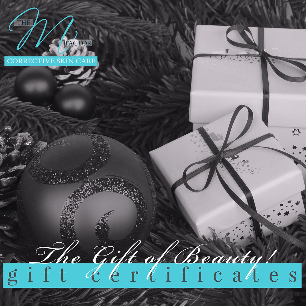 M Factor Skincare Las Vegas Gift Certificate
