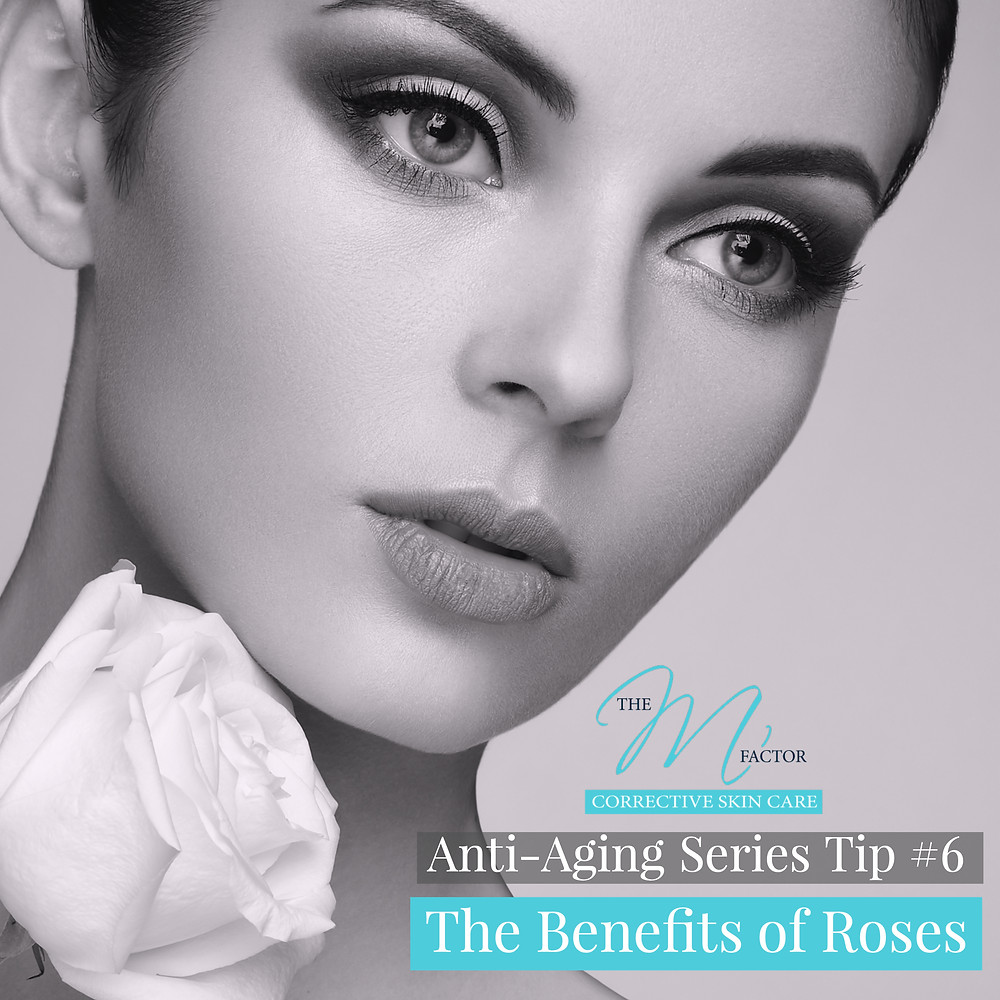 Rose for Skincare