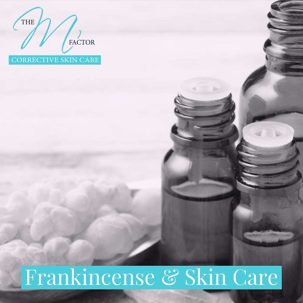 Frankincense and Skin Care Benefits