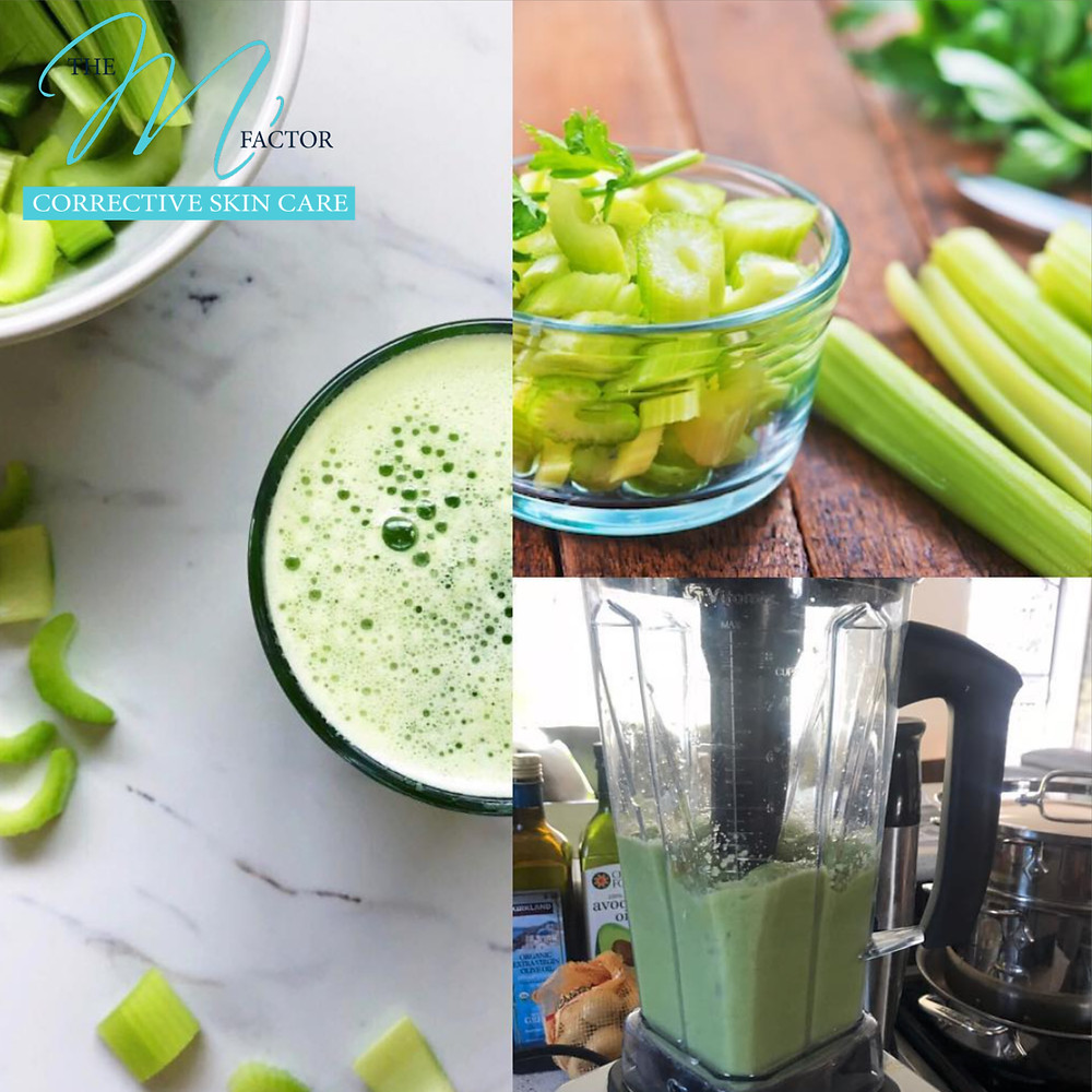 Celery Cleanse