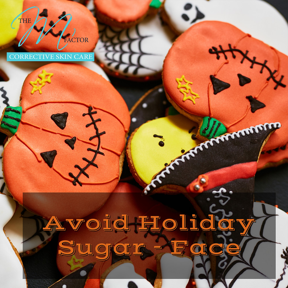 Avoiding sugar over the holidays