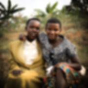 Two Pygmy Women -Ruduha.jpg