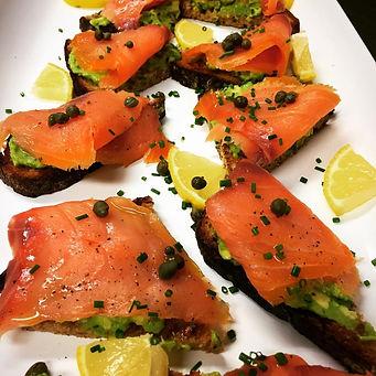 Apiary_Larchmont_Catering_Smoked Salmon.
