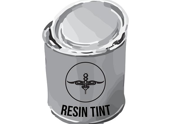 RESIN TINT ADD ON