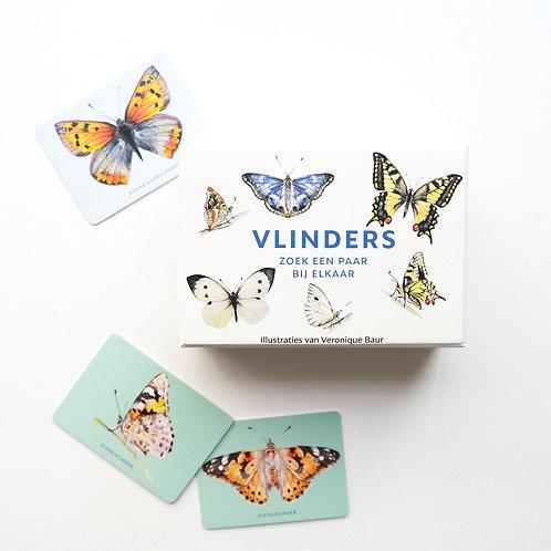 Memospel Vlinders