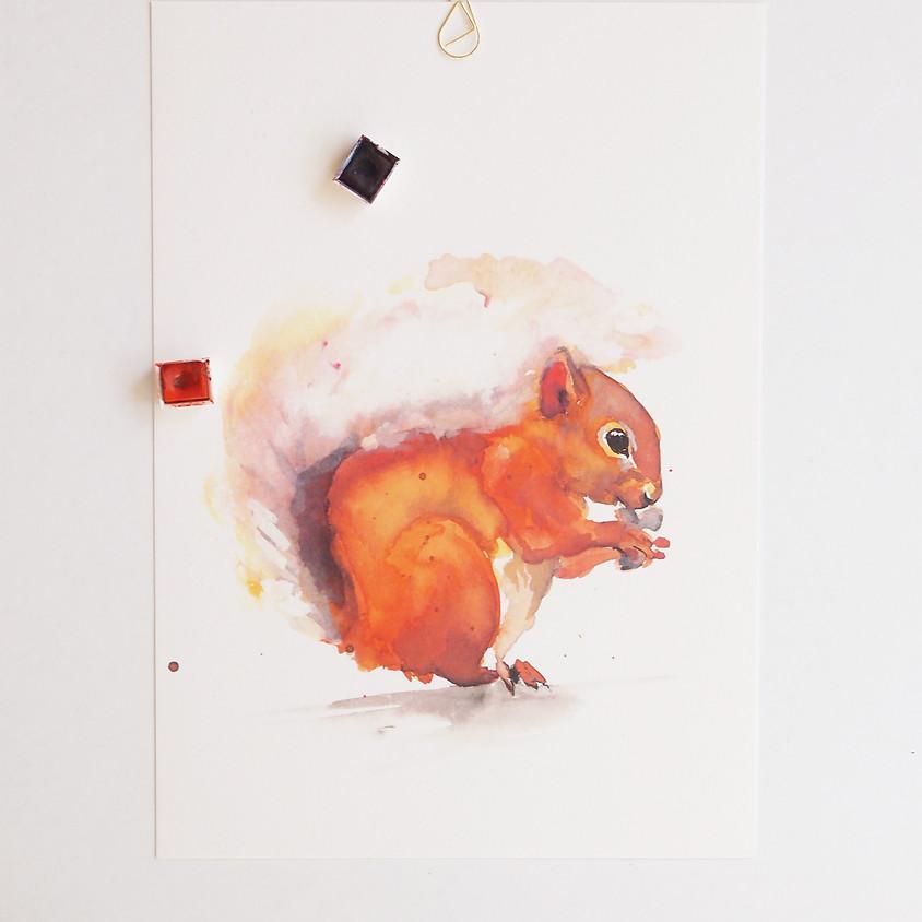 Wander + Watercolor Workshop   Amelisweerd Bunnik (3)