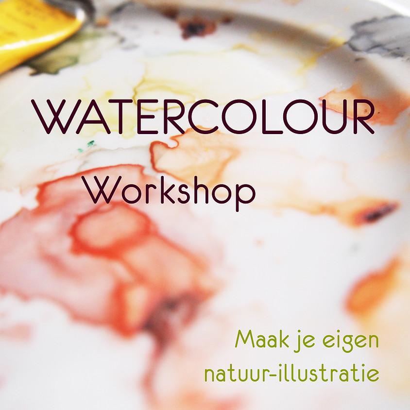 Watercolour Workshop Delft