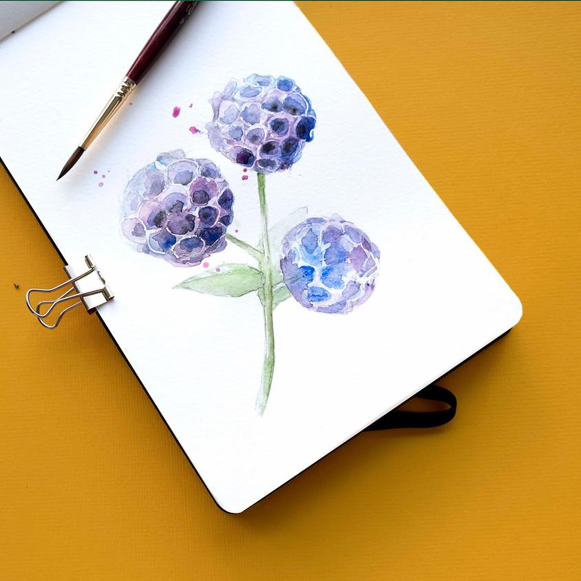 Creative Life: Bloemen workshop 10.15 uur