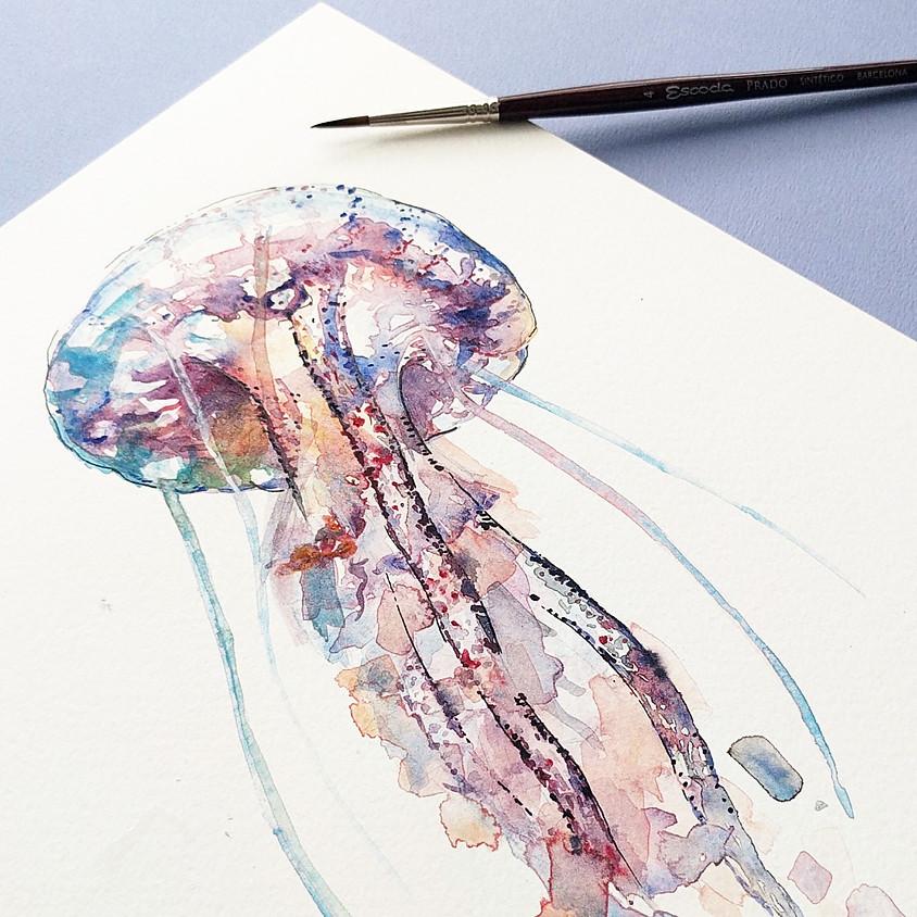 Watercolour Workshop Utrecht 2
