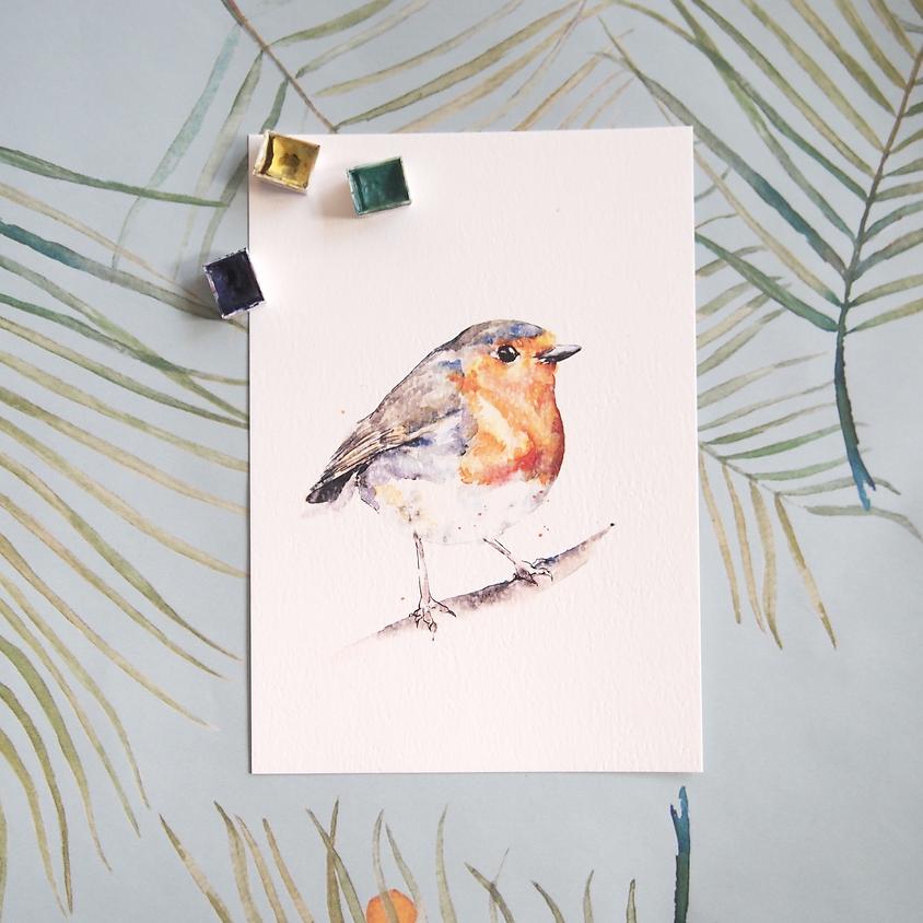 VOL - Creative Life  vogel: 24 maart 10:00