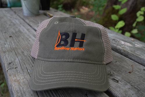 Soft Mesh Barebow Hunters Cap