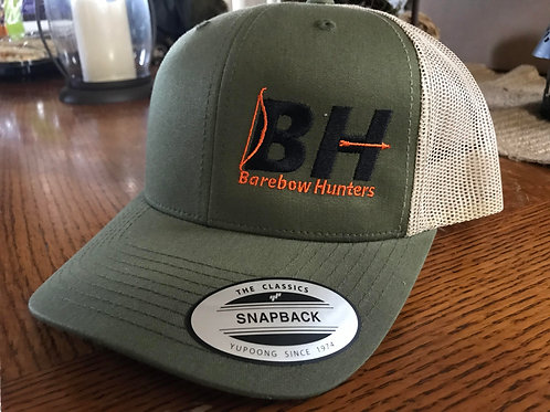 Barebow Hunters Mesh Trucker