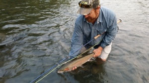 Rogue River Fly Fishing