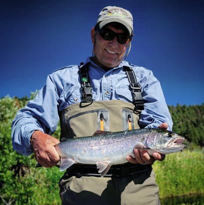 Trophy Williamson River Trout