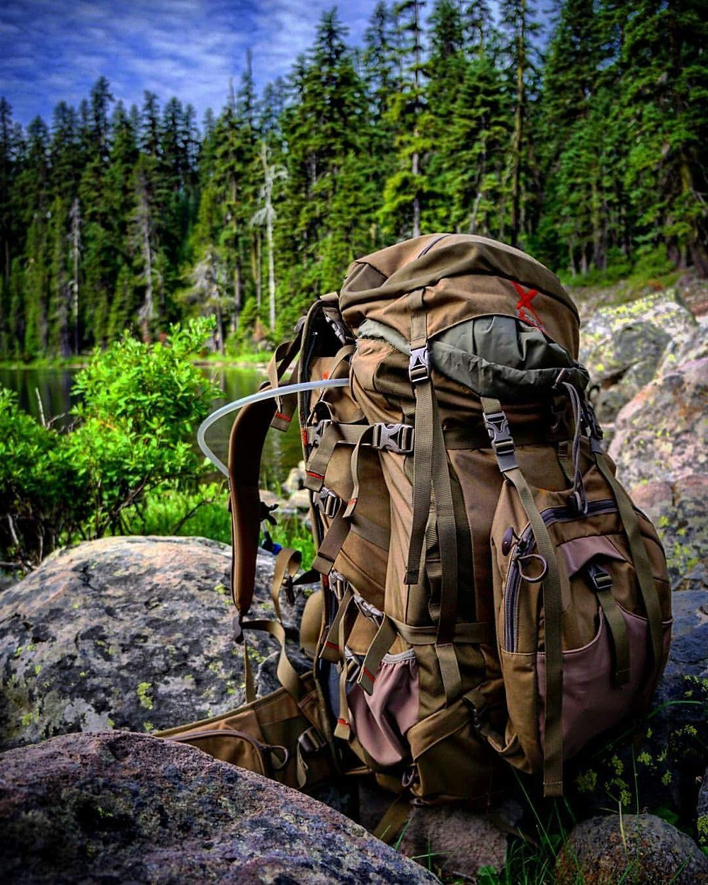 Next to your Bow, your pack is one of the most important piece of gear you own for the Backcountry!